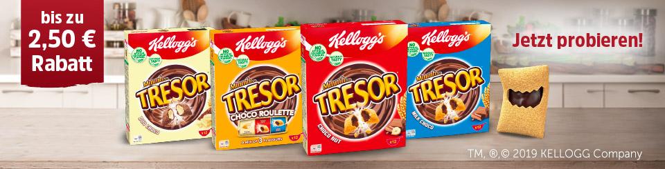 Kellogg's Tresor