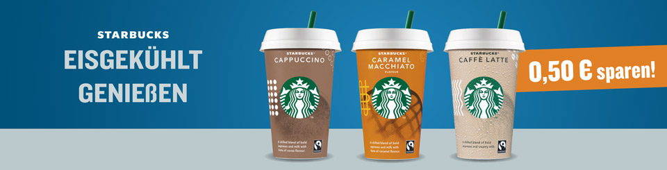 Arla Starbucks Chilled Classics