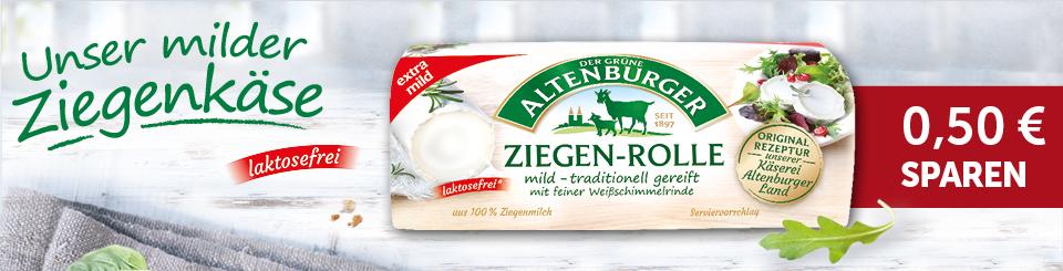 Rotkäppchen Altenburger Ziegenrolle