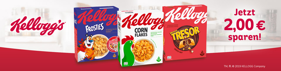 Kelloggs Core Cereal