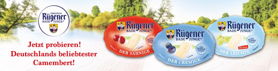 Rotkäppchen Rügener Badejunge
