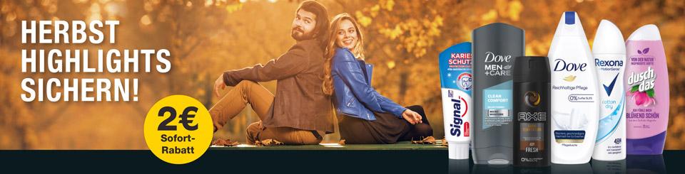 Unilever Herbstpromo