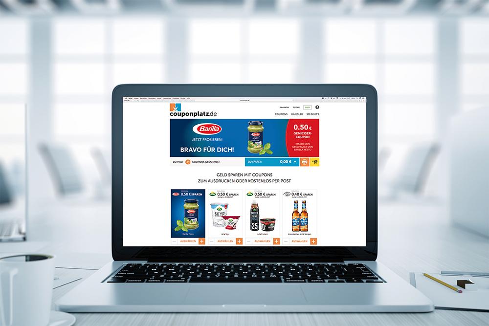 couponplatz.de GCN Homepage