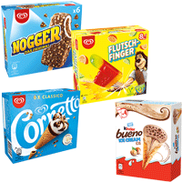 Langnese Multipackungen Coupon
