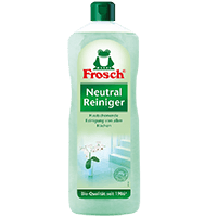 Frosch Neutral Reiniger Coupon