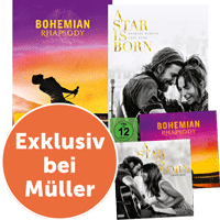 Bohemian Rhapsody oder A Star Is Born Coupon