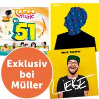 Herbert Grönemeyer, Mark Forster oder Toggo Music 51 Coupon