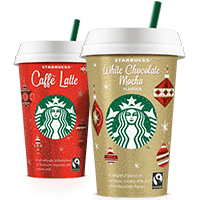 Starbucks Chilled Classics Coupon