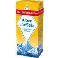 Bad Reichenhaller Alpenjodsalz Coupon
