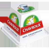 Chavroux Ziegenfrischkäse mild natur Coupon