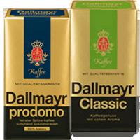Dallmayr Prodomo oder Classic Coupon