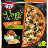 Dr. Oetker Veggie Pizza Coupon