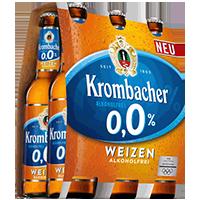 Krombacher 0,0% Weizen Coupon