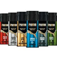 PUMA Bodyspray Coupon