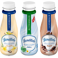 Landliebe Drinks Coupon