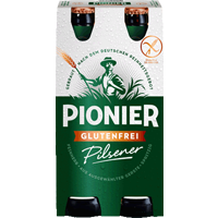Pionier - glutenfreies Pilsener Coupon