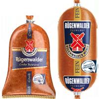 Rügenwalder Teewurst Grob oder Fein Coupon
