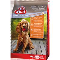 8in1 Hauptfutter Hund Coupon